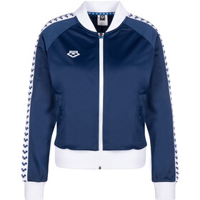 arena Relax IV Team Jacket Damen navy/white/navy